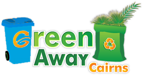 Green waste wheelie bins & bags, Cairns